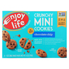 Crunchy Minis - Chocolate Chip - Case of 6 - 6 oz.
