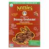 Annie's Homegrown Bunny Grahams Chocolate - Case of 12 - 7.5 oz. HGR01975754