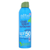Clean and Green: Alba Botanica - Sunscreen - Cool Sport - SPF 50 - 6 fl oz.