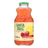 Lemonade Juice - Cherry - Case of 12 - 32 Fl oz..