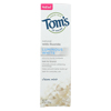 Tom's Of Maine Toothpaste - Luminous Clean Mint - Case of 6 - 4.7 oz. HGR 02007839