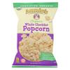Organic Popcorn - White Cheddar - Case of 12 - 4.4 oz.