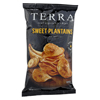 Terra Chips Veggie Chips - Sweet Plantains - Case of 12 - 5 oz. HGR 02012581