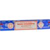 Sai Baba Nag Champa Agarbatti Incense - 15 g - Case of 12 HGR 0201780