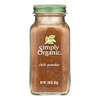 Simply Organic Chili Powder - Organic - 2.89 oz. HGR 0204461