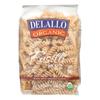 Delallo Organic Whole Wheat Fusilli Case of 16 - 1 lb. HGR 0206052