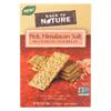 Back To Nature Multigrain Flatbread - Pink Himalayan Salt - Case of 6 - 5.5 oz. HGR 02082618