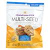 Multi-Seed Cracker - Signature Buttermilk Ranch & Dill - Case of 12 - 4.5 oz.
