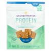 Protein Crackers - Sea Salt - Case of 12 - 3.54 oz.