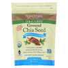 Spectrum Essentials Organic Chia Seed - Ground - 10 oz. HGR02093599