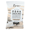 EPIC Pork Crackling - Maple Bacon Seasoning - Case of 12 - 2.5 oz. HGR 02099273