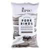 EPIC Pork Rinds - Sea Salt and Pepper - Case of 12 - 2.5 oz. HGR 02099281