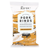 EPIC Pork Rinds - Texas Bbq Seasoning - Case of 12 - 2.5 oz. HGR 02099307