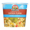 Dr. Mcdougall's Vegan Noodle Lower Sodium Soup Cup - Chicken - Case of 6 - 1.4 oz.. HGR 0212522