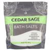 hgr: Soothing Touch - Bath Salts - Cedar Sage - 32 oz.