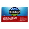 Sardines - Marinara Sauce - Case of 12 - 4.375 oz..