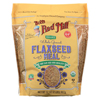 Bob's Red Mill Organic Flaxseed Meal - Brown - Case of 4 - 32 oz. HGR 02153146