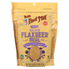 Bob's Red Mill Flaxseed Meal - Golden - Case of 4 - 16 oz. HGR 02153195