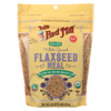 Bob's Red Mill Organic Flaxseed Meal - Brown - Case of 4 - 16 oz. HGR02153336