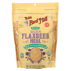 Bob's Red Mill Organic Flaxseed Meal - Golden - Case of 4 - 16 oz. HGR 02153344