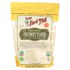 Bob's Red Mill Flour - Organic - Coconut - Case of 4 - 16 oz. HGR 02163996