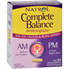 Natrol Complete Balance for Menopause AM - PM - 60 Capsules HGR 0217034