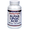 OTC Meds: Healthy Origins - Alpha Lipoic Acid - 300 Mg - 150 Caps