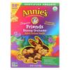 Bunny Grahams - Organic - Friends - Case of 6 - 11.25 oz.