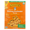 Bunny Grahams - Organic - Honey - Case of 6 - 11.25 oz.