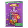 Snack Pack - Organic - Bunny Grahms - Frd - 12 - Case of 4 - 12/1 oz.