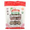 Coconut Bites - Organic - Cranberry Goji - Case of 6 - 5.25 oz.