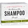 J.R. Liggett's Old-Fashioned Bar Shampoo Herbal Formula - 3.5 oz HGR 0221366