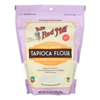 Bob's Red Mill Flour Tapioca - Case of 4-16 oz. HGR 02215309