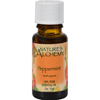 hgr: Nature's Alchemy - 100% Pure Essential Oil Peppermint - 0.5 fl oz
