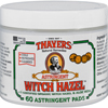 antiseptics: Thayers - Witch Hazel with Aloe Vera - 60 Pads