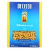 De Cecco Pasta Elbows Case of 20 - 16 oz. HGR 0223669