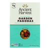 Ancient Harvest Organic Quinoa Supergrain Garden Pagodas - Case of 12 - 8 oz HGR0224204