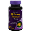 Natrol Bilberry Extract - 40 mg - 60 Capsules HGR 0225383