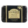 A La Maison Bar Soap - Charcoal - 8.8 oz. HGR 02254209