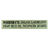 Aura Cacia Body Oil - Hemp Seed - Case of 1 - 4 fl oz. HGR 02254910