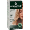 Herbatint Permanent Herbal Haircolour Gel 9N Honey Blonde - 135 ml HGR 0226712