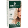 Herbatint Permanent Herbal Haircolour Gel 10N Platinum Blonde - 135 ml HGR 0226738