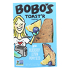 Bobo's Oat Bars Toaster Pastry - Blueberry Lemon Poppy - Case of 12 - 2.5 oz. HGR 02268852