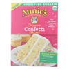 Annie's Homegrown Mix Cake Confetti - Case of 8-21 oz. HGR 02270866