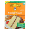 Annie's Homegrown Mix Cake Yellow - Case of 8-21 oz. HGR02270890