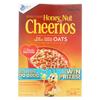 General Mills Cereal Cheerios Honey Nut - Case of 12-10.8 oz. HGR 02281079