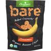 Bare Fruit Organic Banana Chips - Cinnamon - Case of 12 - 2.7 oz. HGR02285823