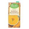 Pacific Natural Foods Organic Creamy - Butternut Squash - Case of 12 - 32 Fl oz.. HGR 0229617