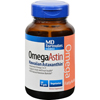 Nutrex Hawaii MD Formulas OmegaAstin with Pure Natural Astaxanthin - 60 Vegetarian Softgels HGR 0232850