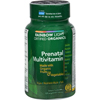 Gender Age Vitamins Womens Health: Rainbow Light - Certified Organics Prenatal Multivitamin - 120 Vegetarian Capsules